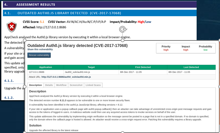 AppCheck Discovers Vulnerability in Auth0 Library (CVE-2017